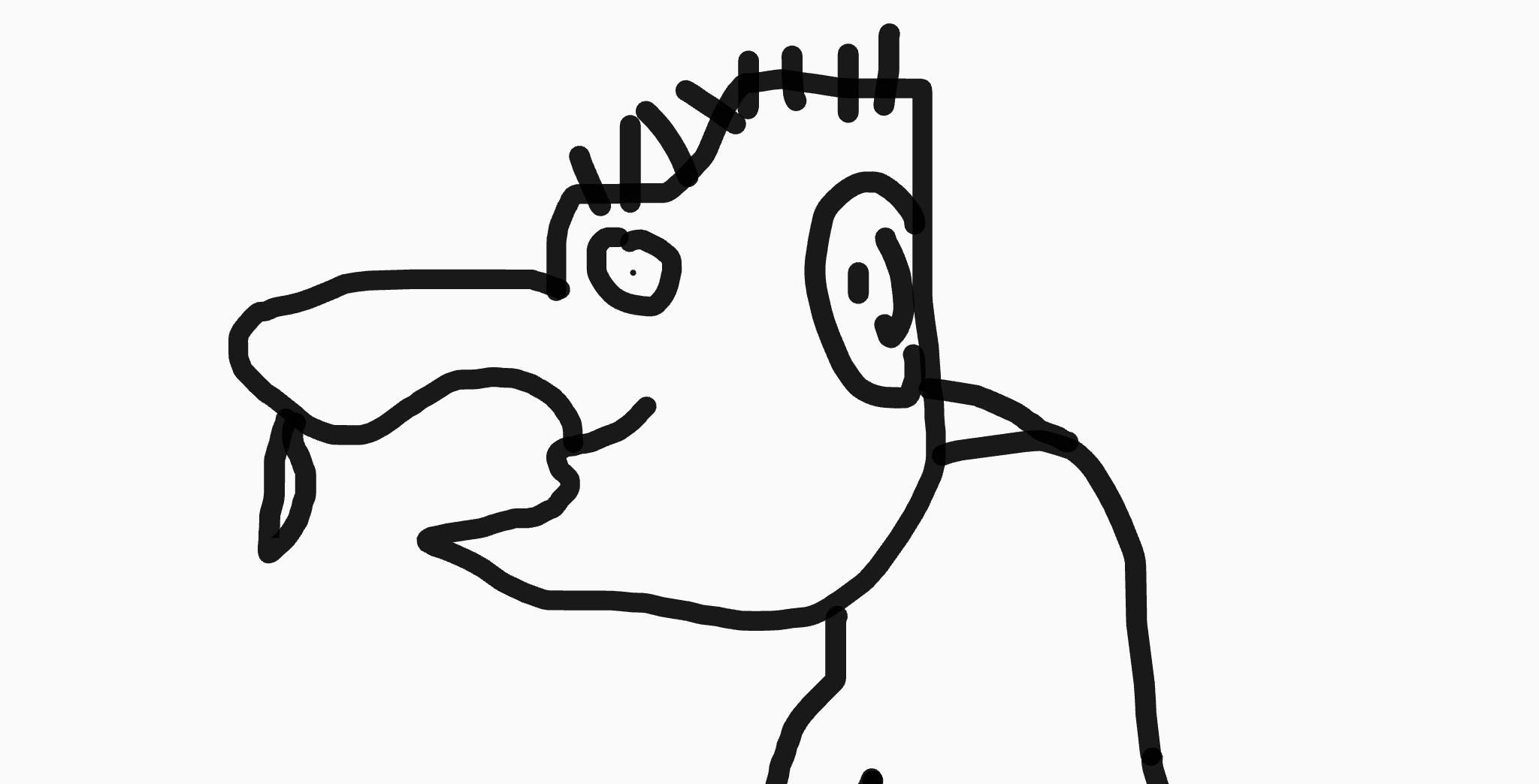 white snot