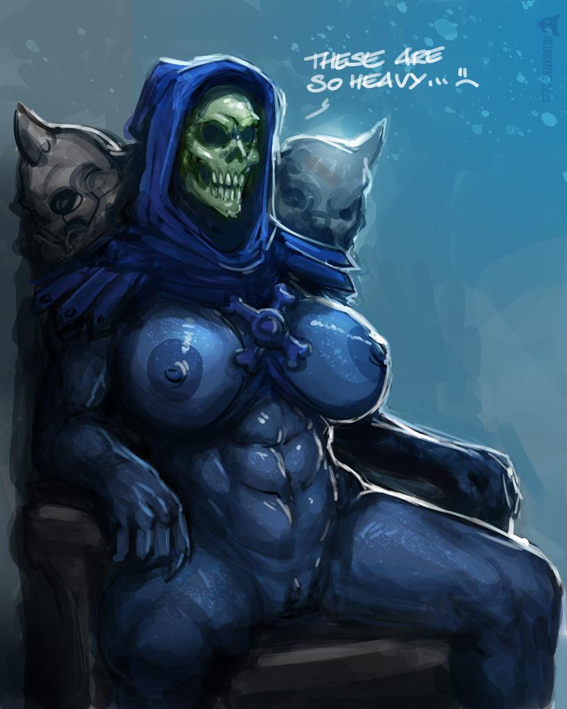 Stacked Skeletor II - Heavy