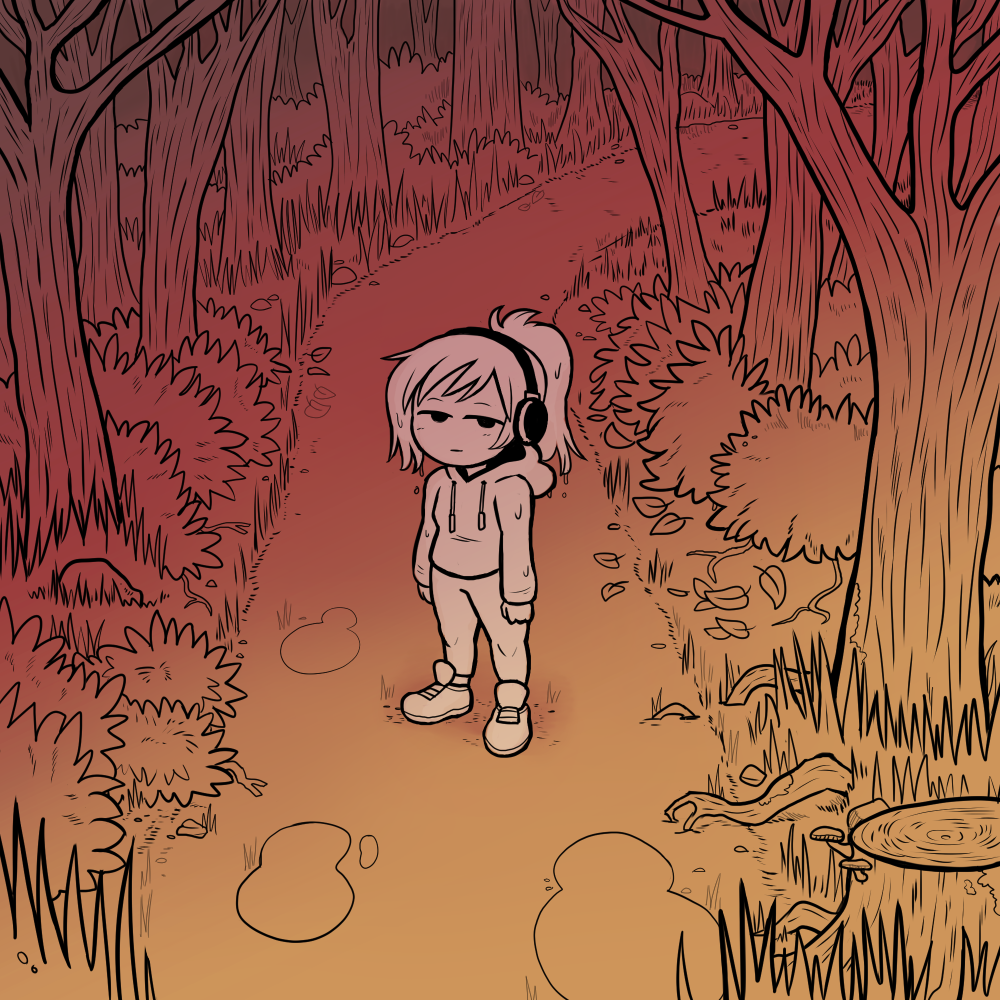 Solace in the Trees