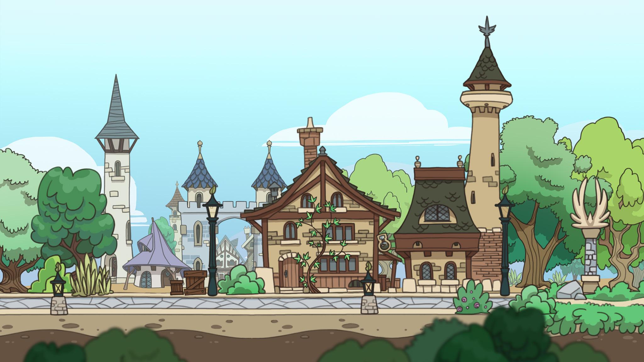 Tiny Town (part 1)