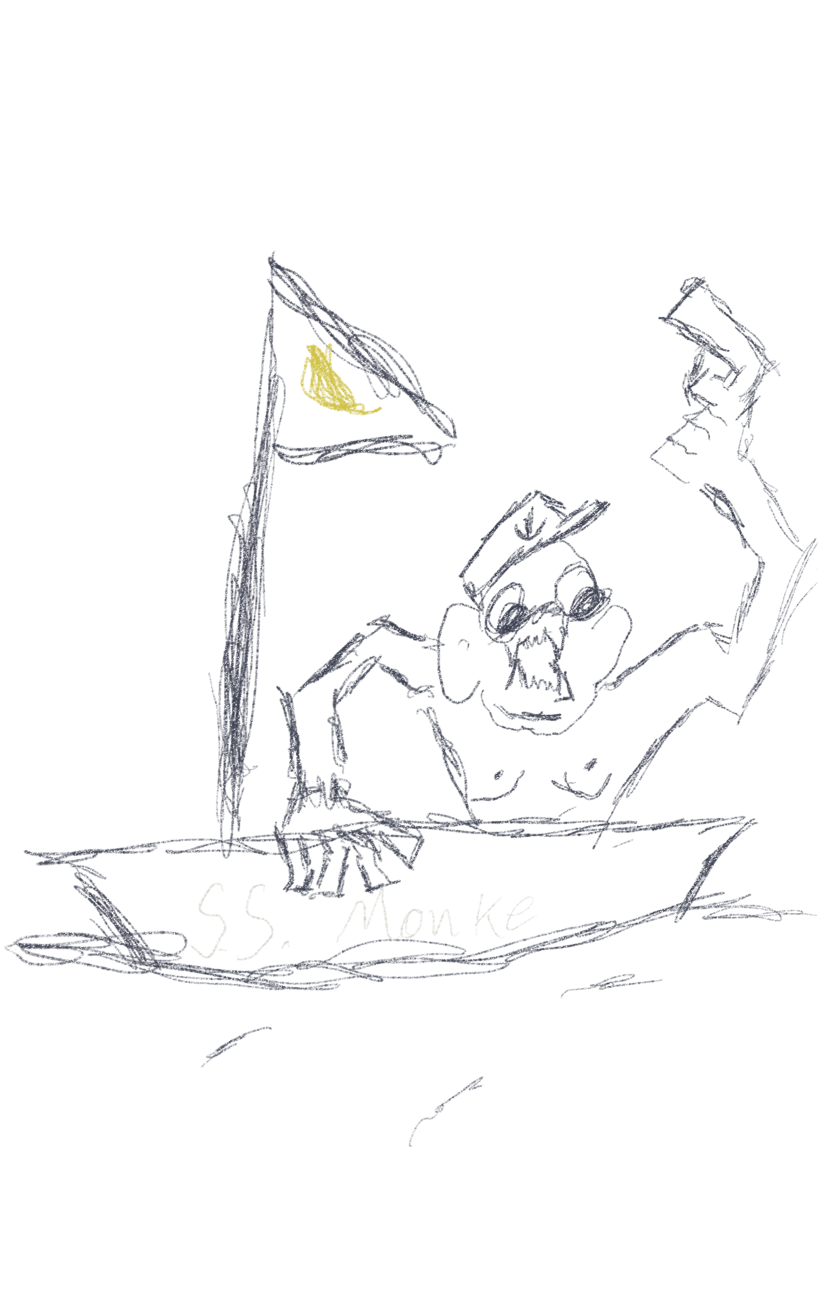 Captain Monkey