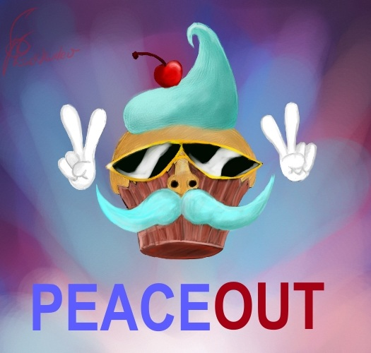 Peace Out.