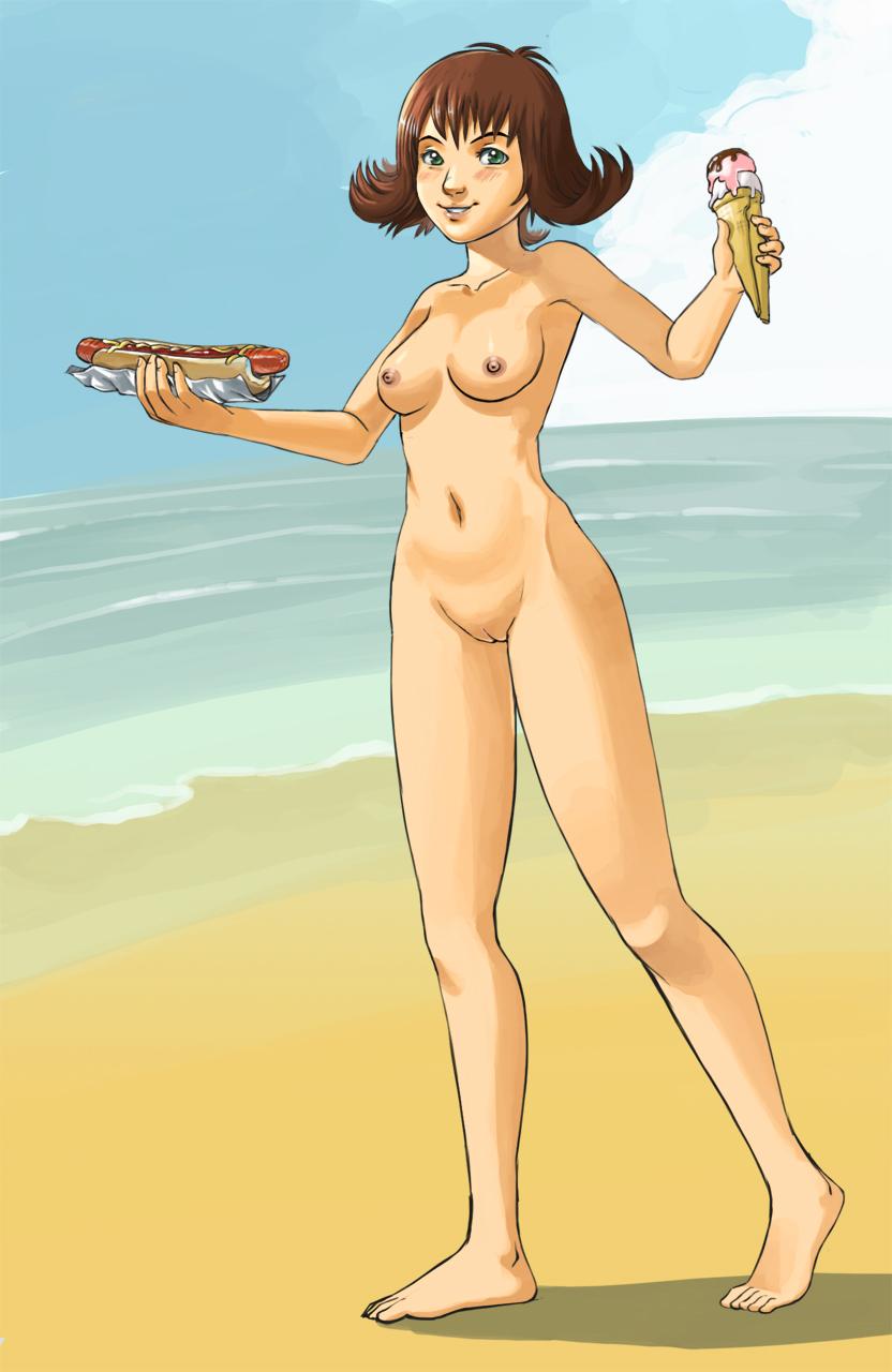 Selphie Beach 2