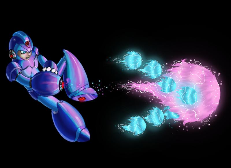 Megaman Blast