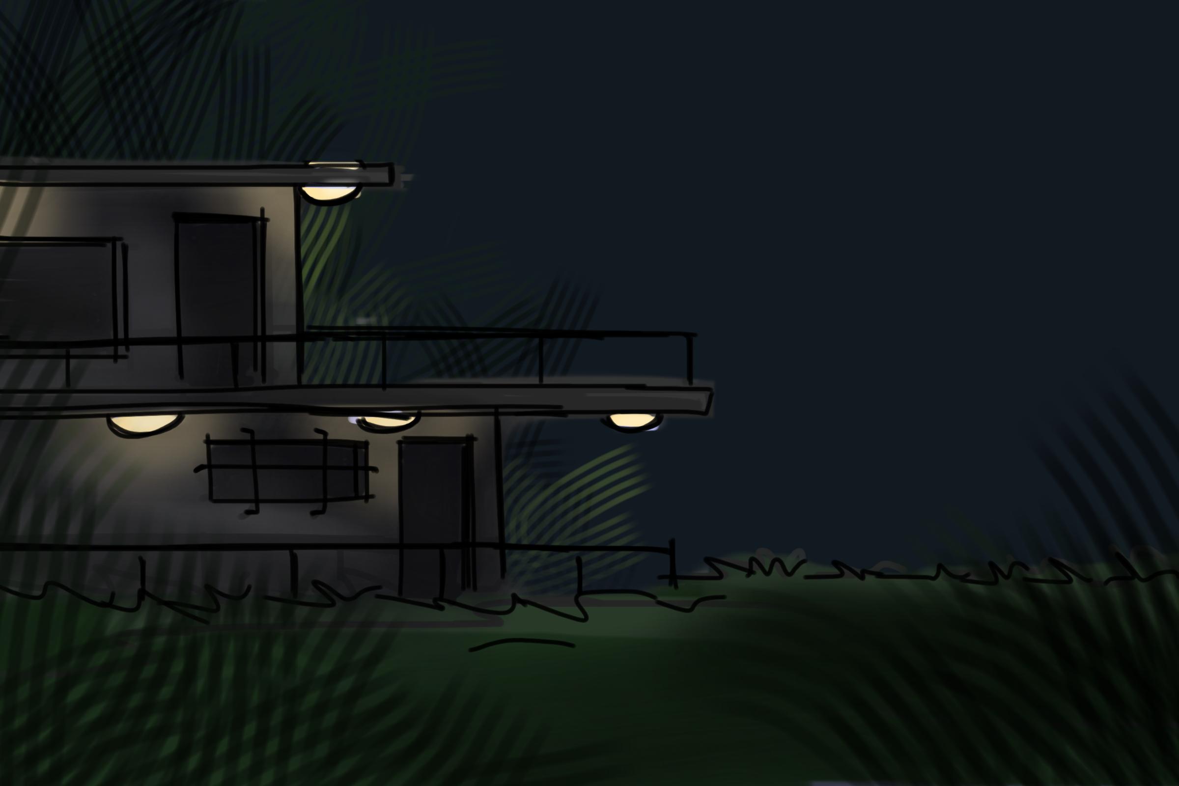 concept art scenery I