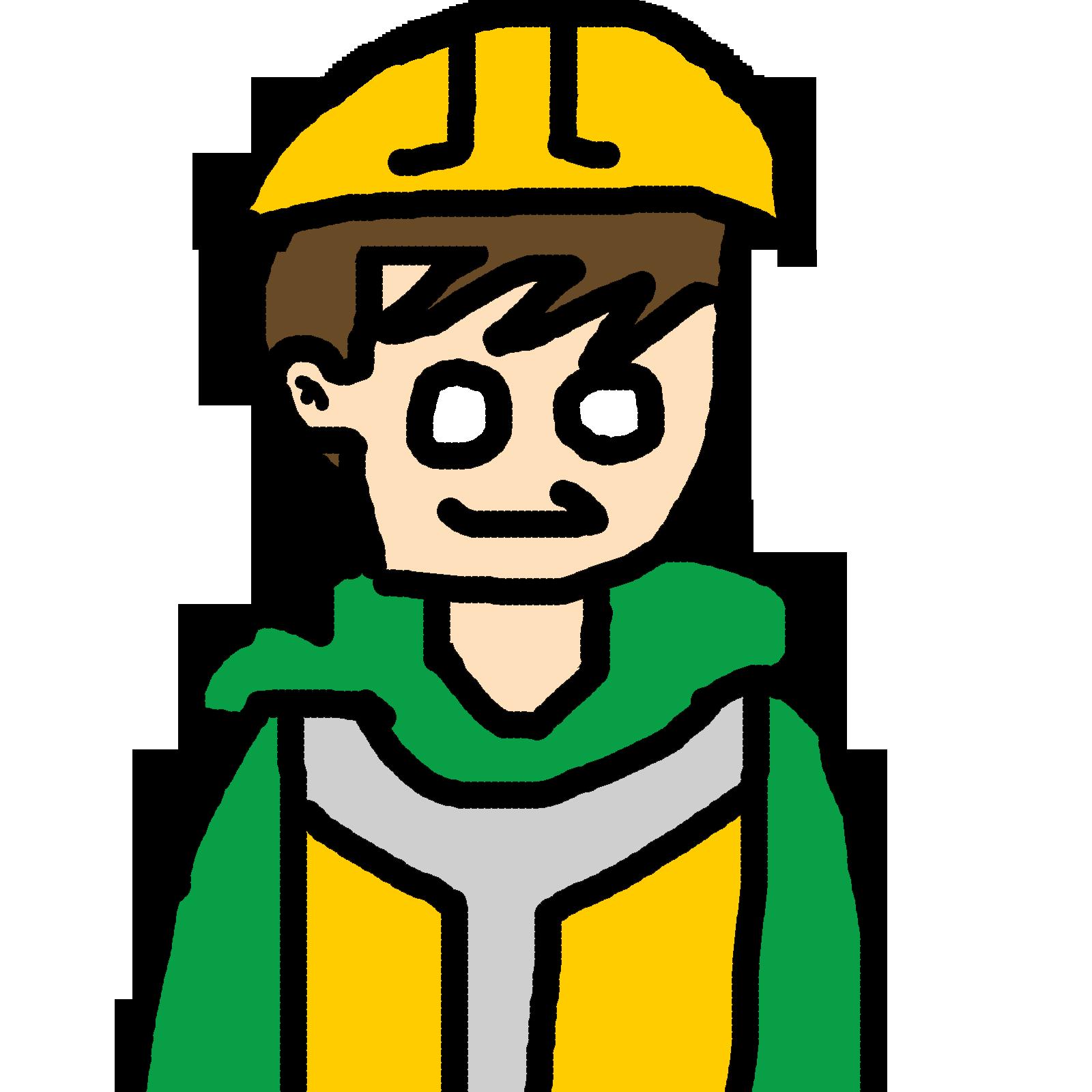 Eddsworld Edd Doodle (H&F)