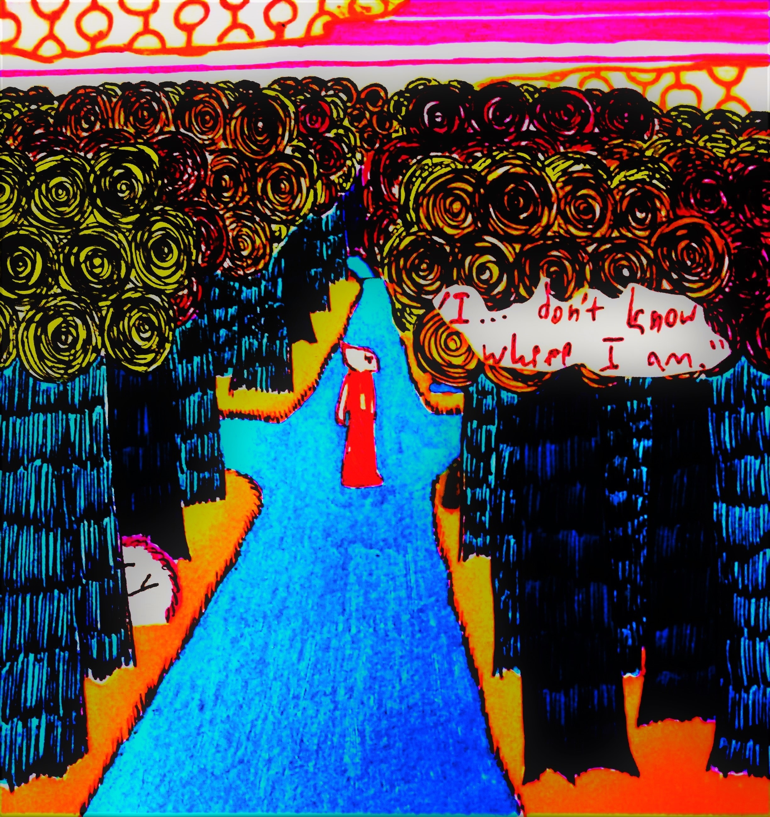Pillar Forest Day 2 - Magicka Bipolaroid pg 60