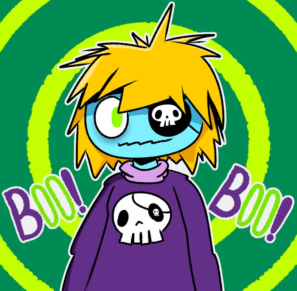 Spooky Lil' Man