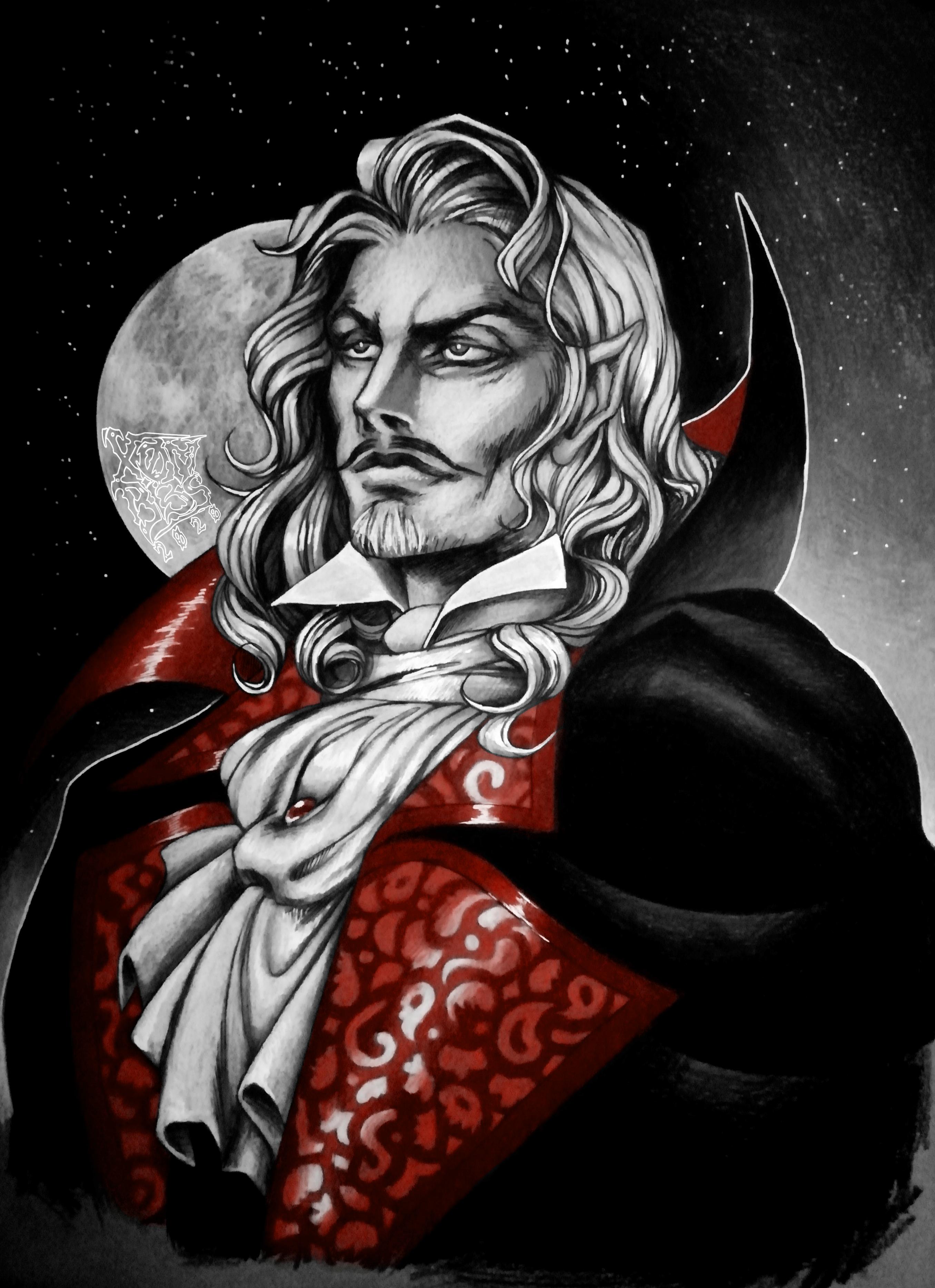 Dracula - Castlevania