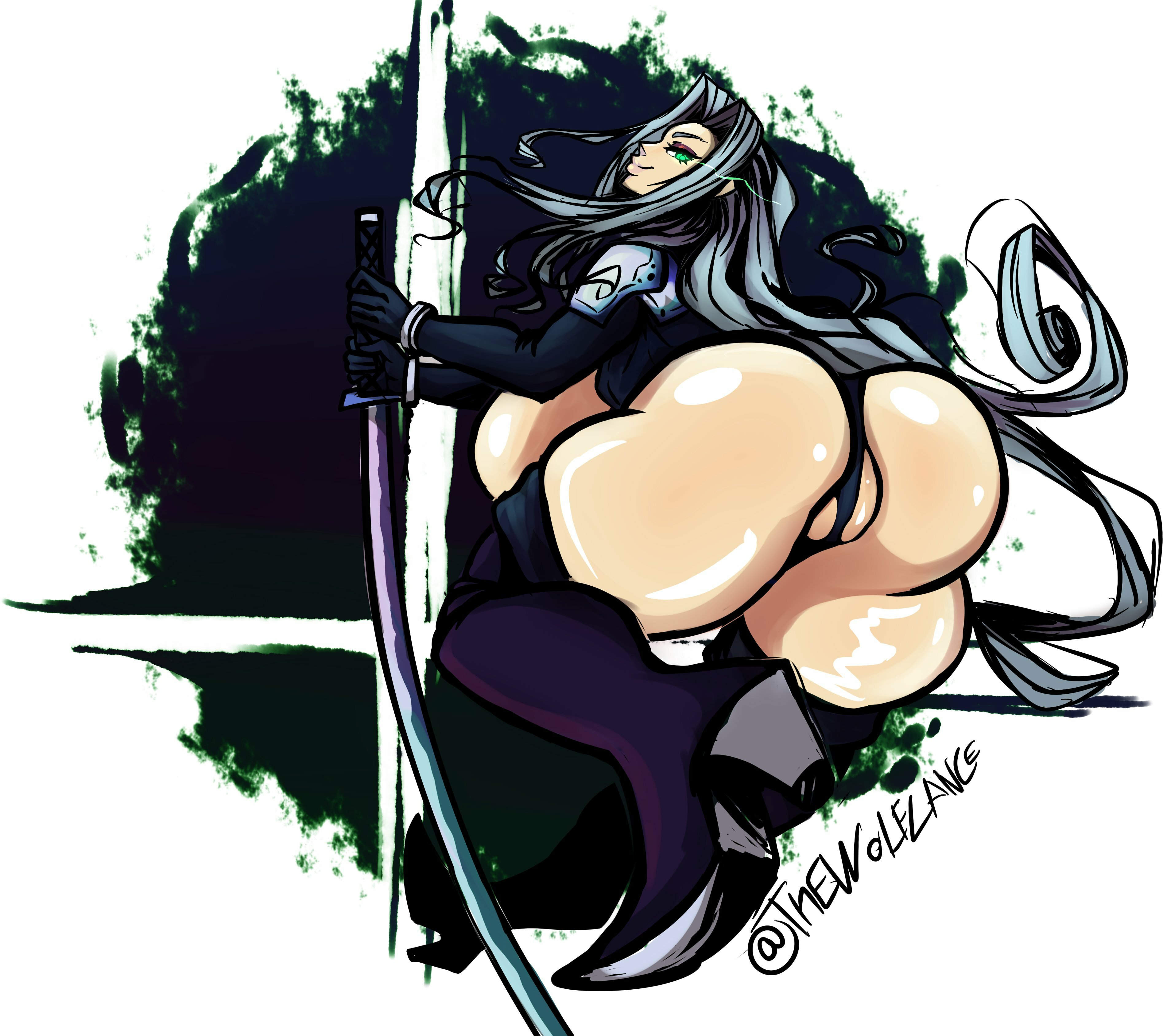 Sephiroth wants to Smash