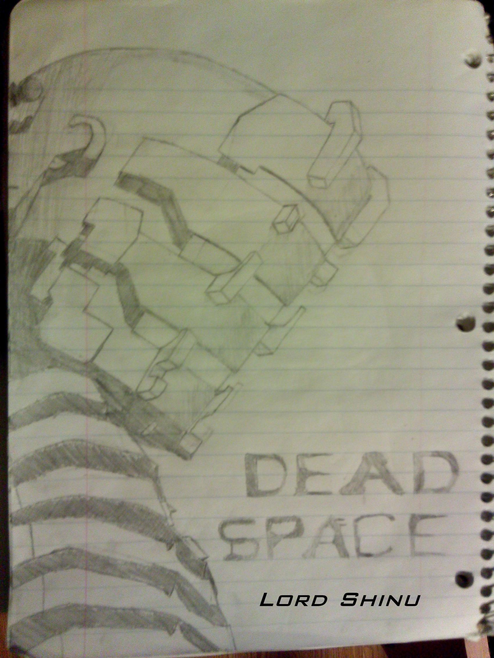 Dead Space Issac Clarke