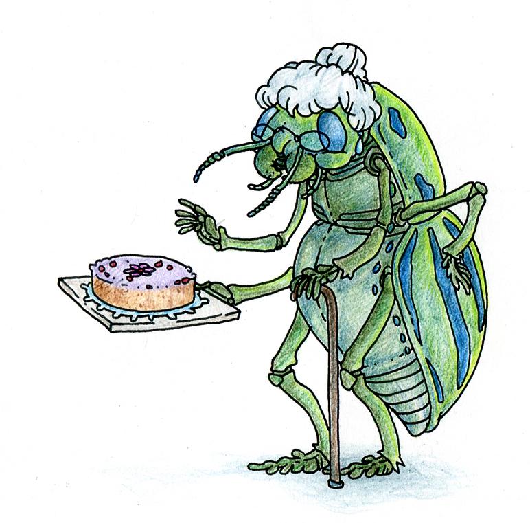 Grannie insect