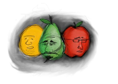 Sad Fruit
