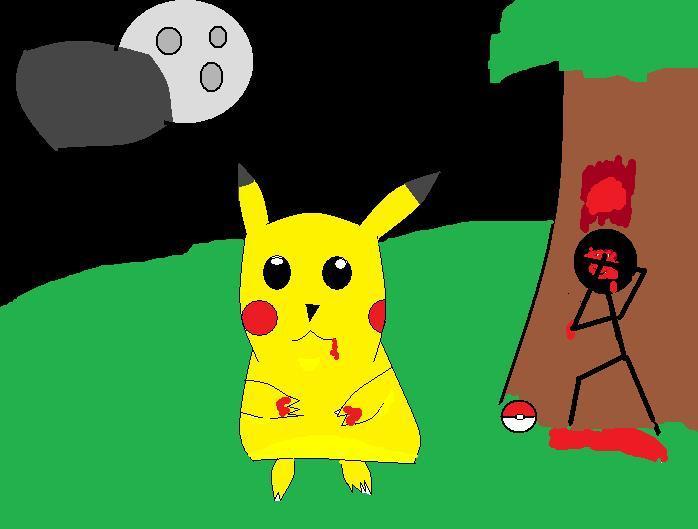 Killer Pikachu!!