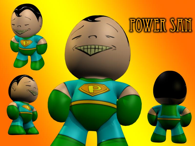 Power San Render
