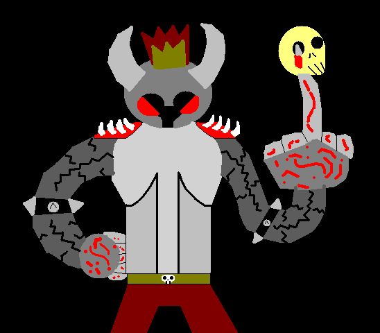 The Murderous Overlord