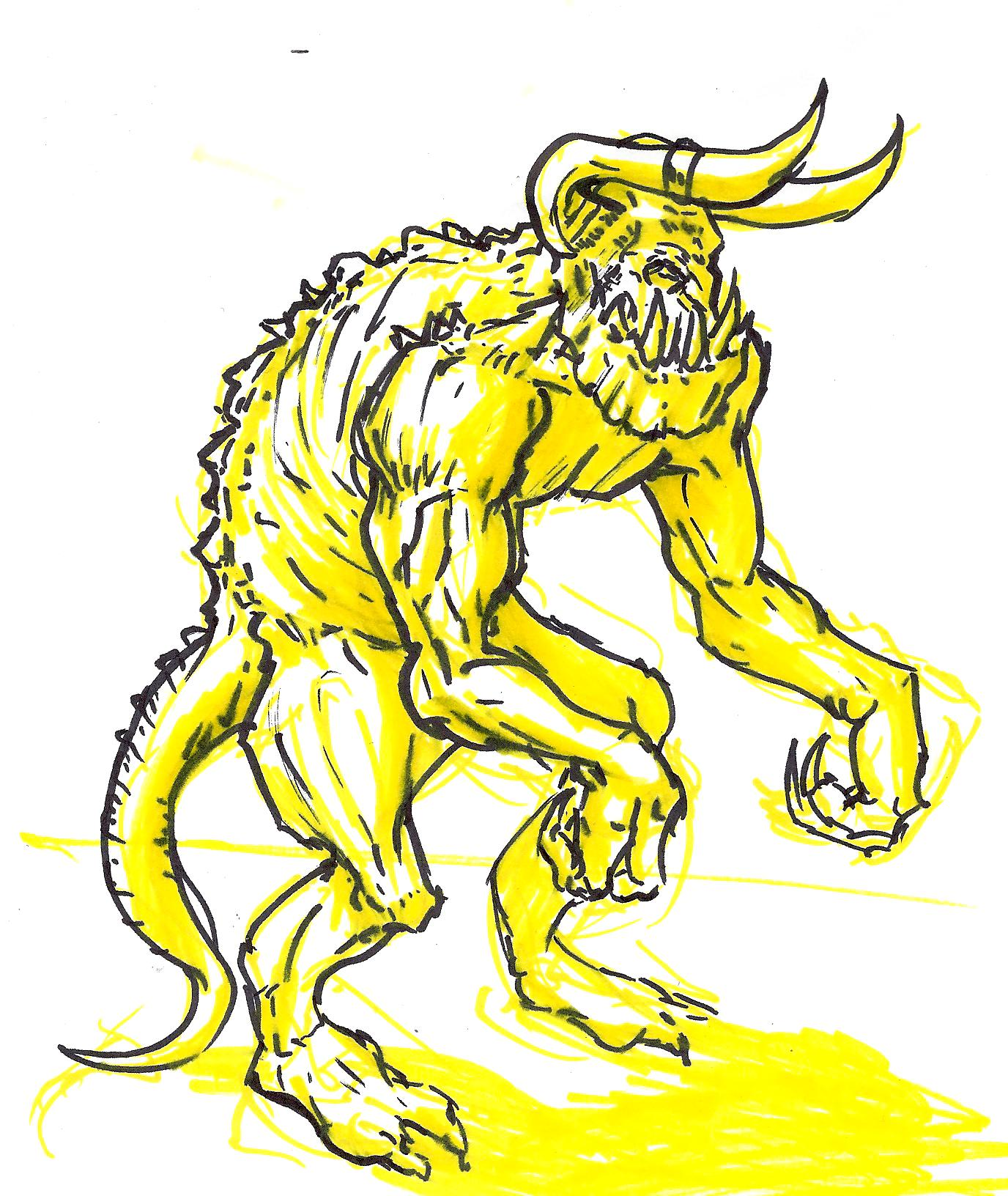 Demon from yelll....ow