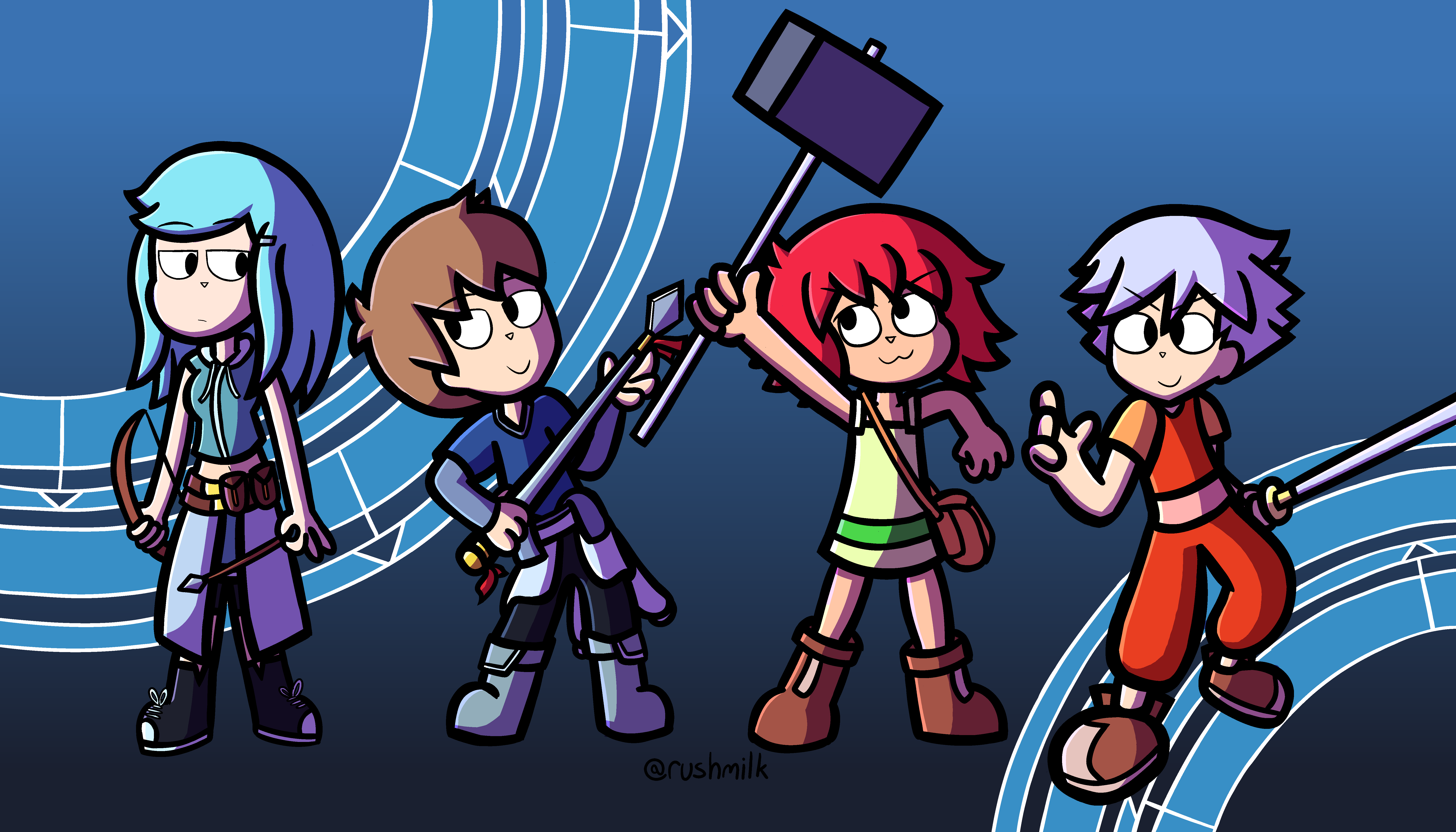 Crystal Story Crew