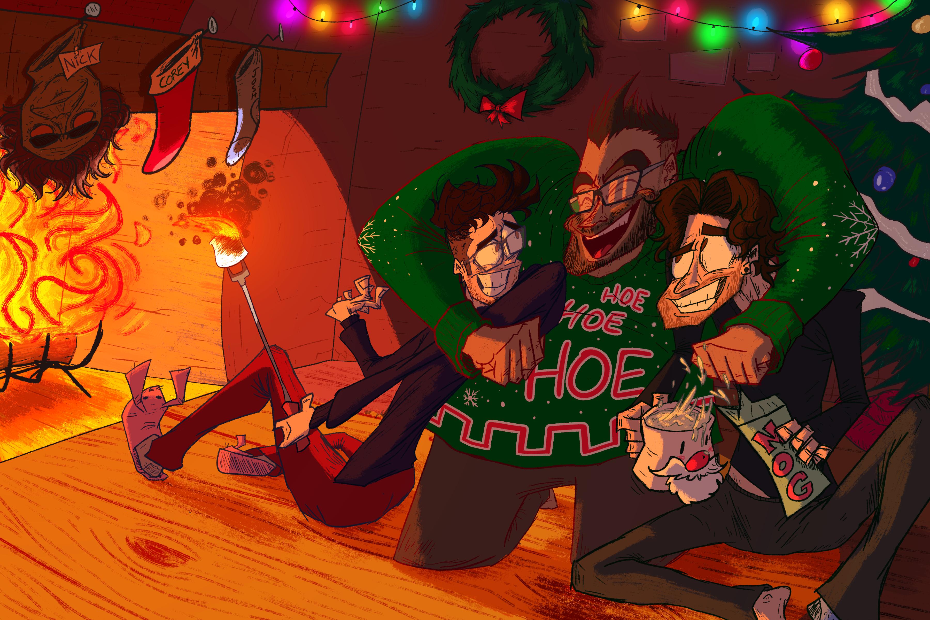 NG Christmas Boys