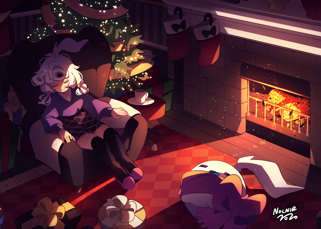 Comfy Holiday
