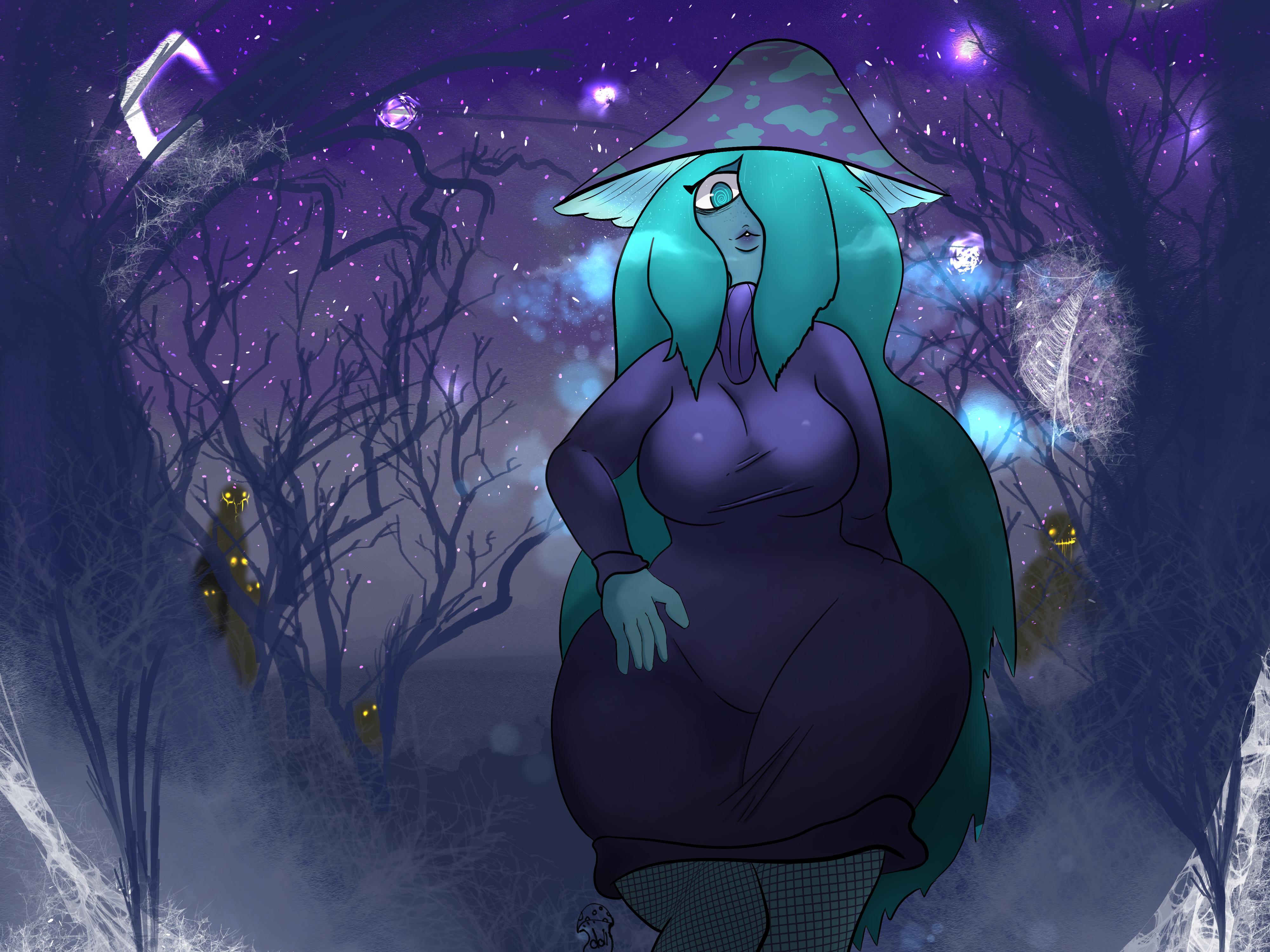 dolly's shroomy forest