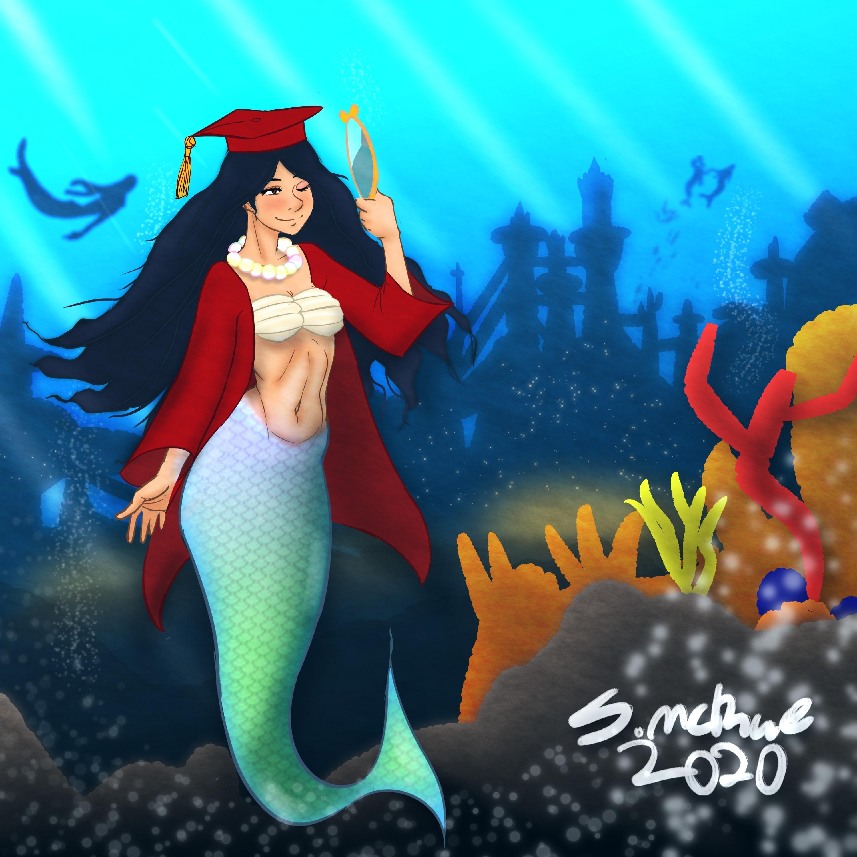 Mandy The Mermaid