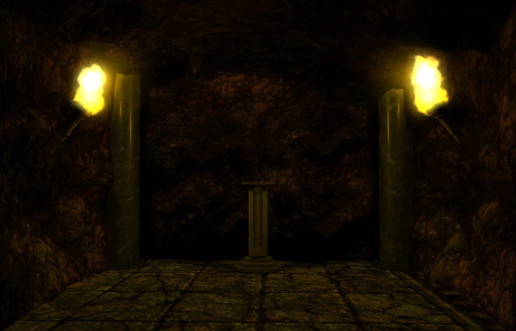 Dungeon Scene