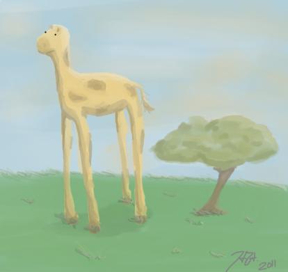 Reverse Giraffe