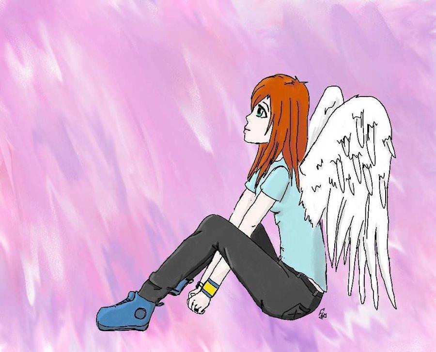 my crazy angel tabbie