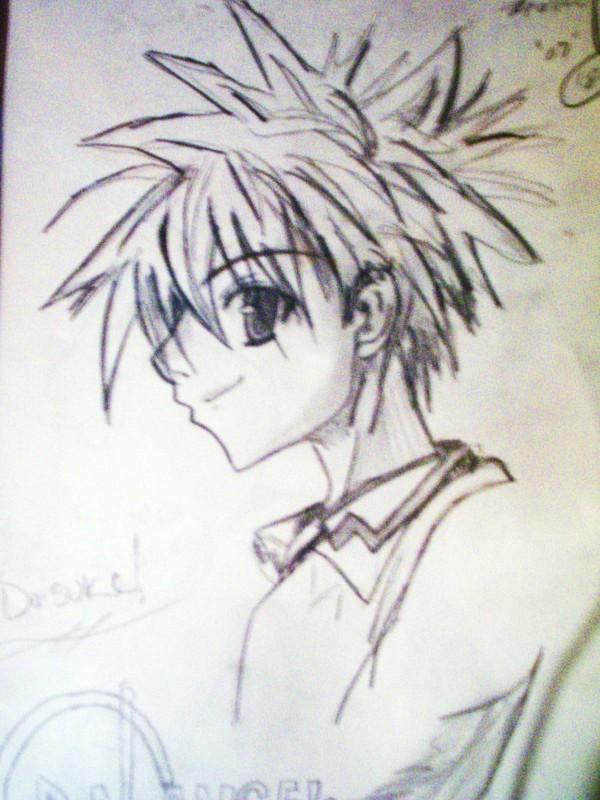 Daisuke From DN Angel