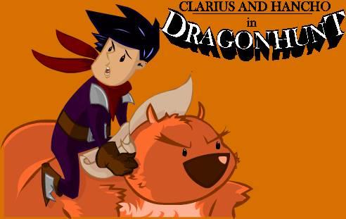 Clarius and Hancho!