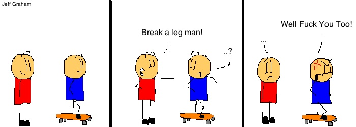 Break A Leg
