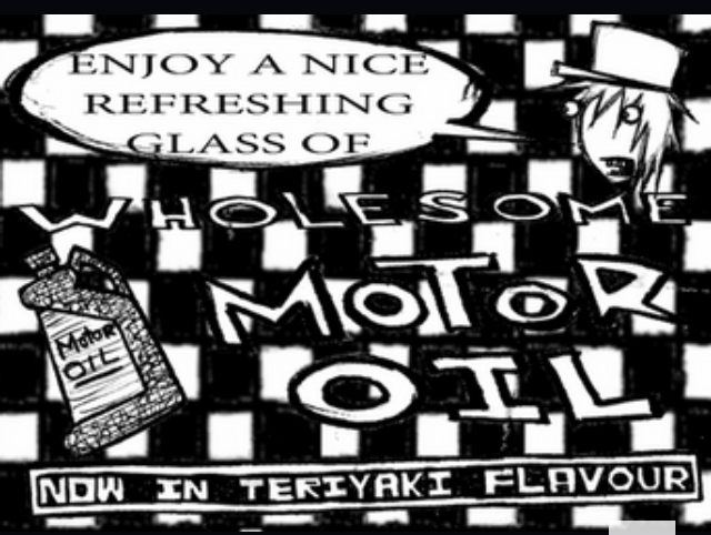 WHOLESOME MOTOR OIL
