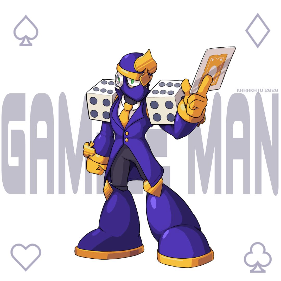 Gamble Man