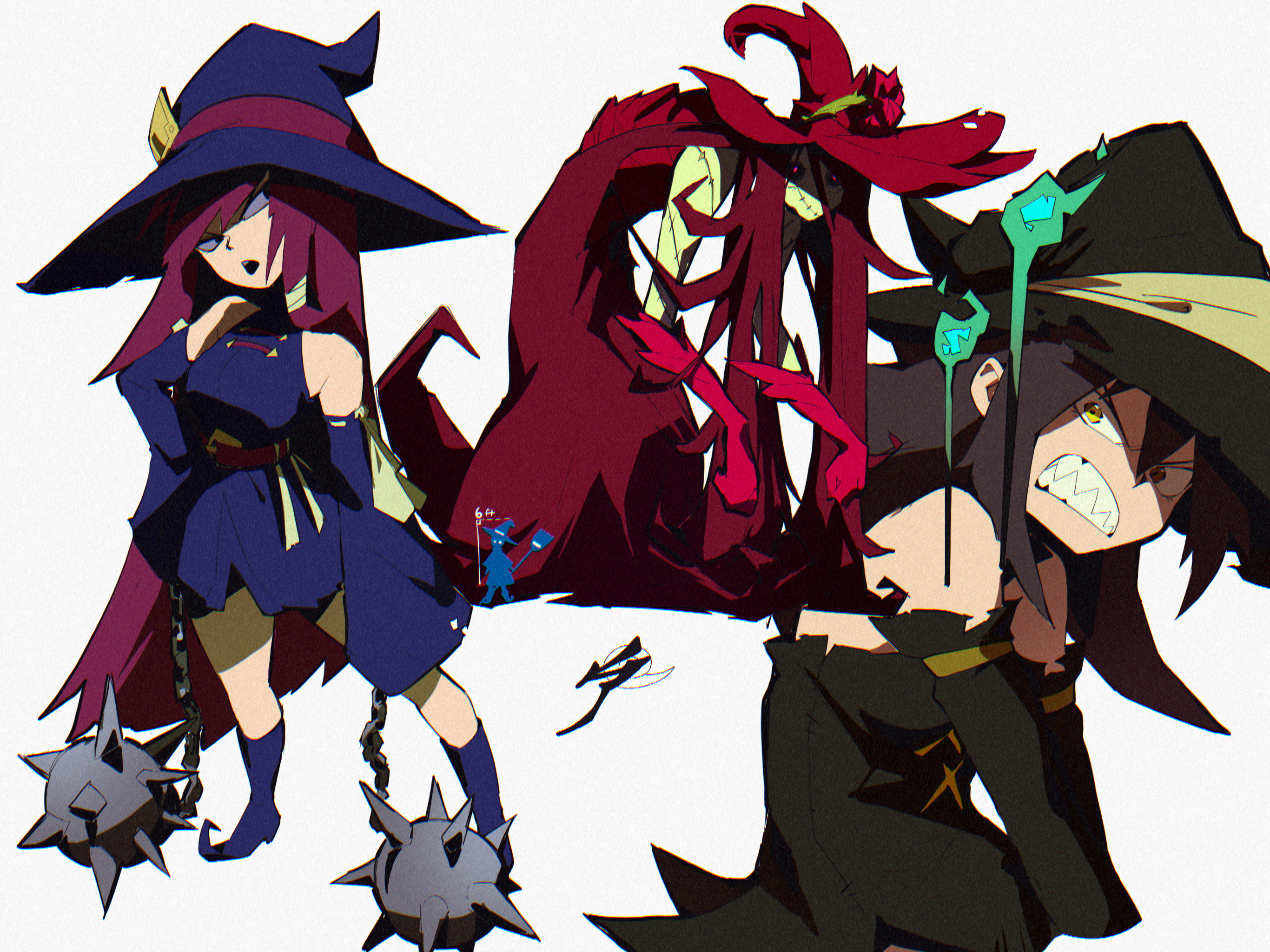 Witch Concepts
