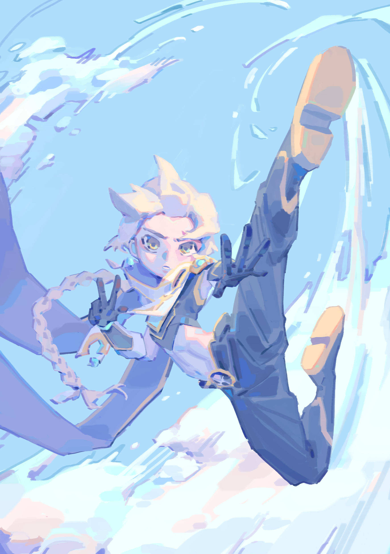 kick!