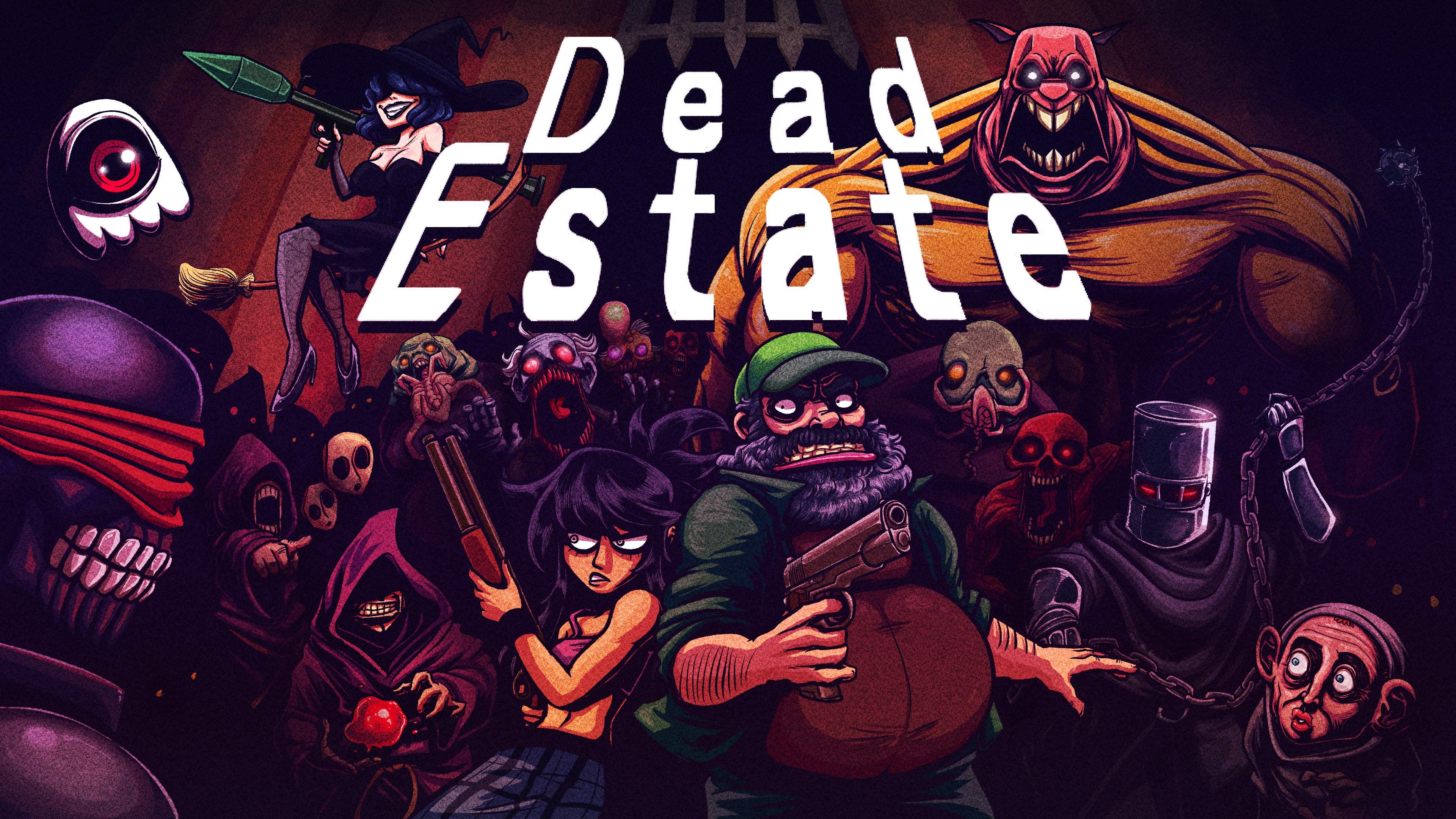 DEAD ESTATE BUT ON STEAM