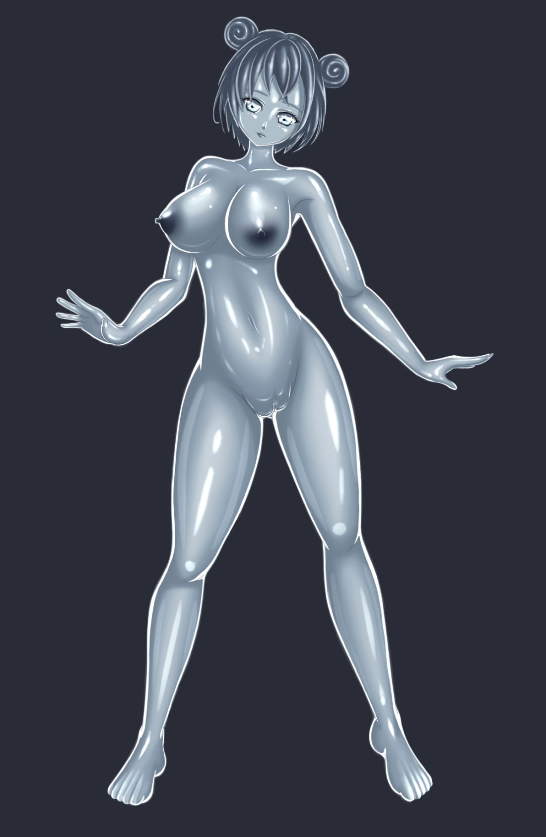 Melting Point - Tin (Original Character)
