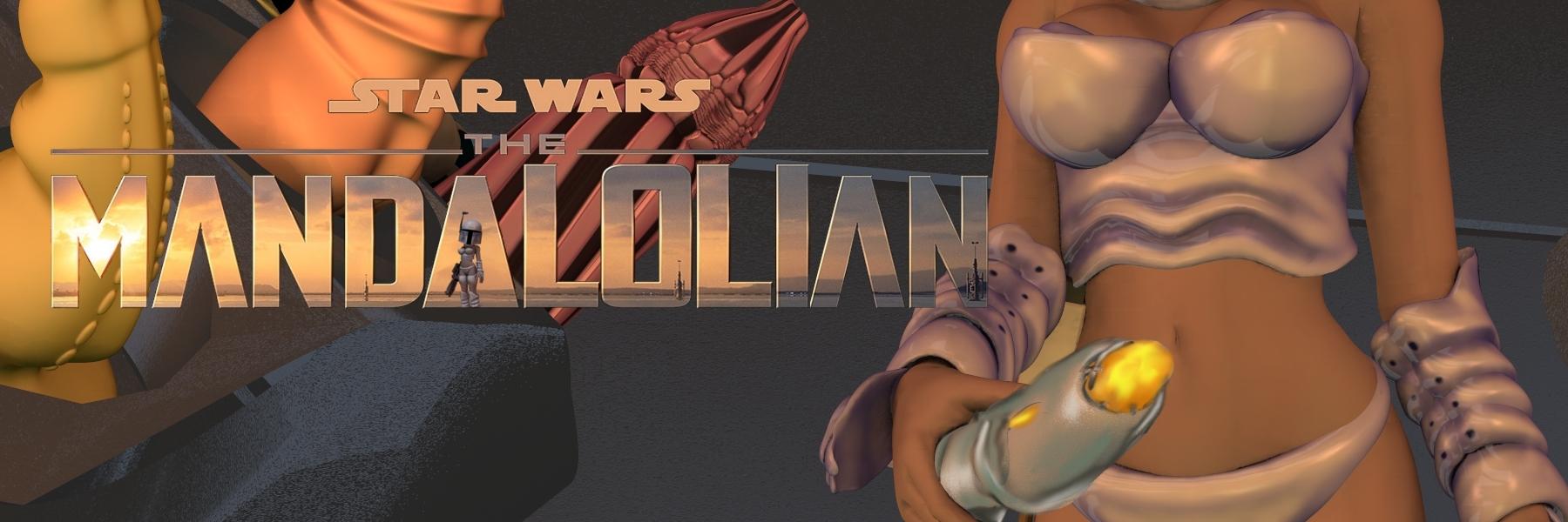 Star Wars the MandaLOLIan Parody Hentai Image 011.