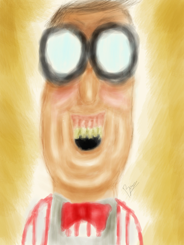 Peppermint Larry