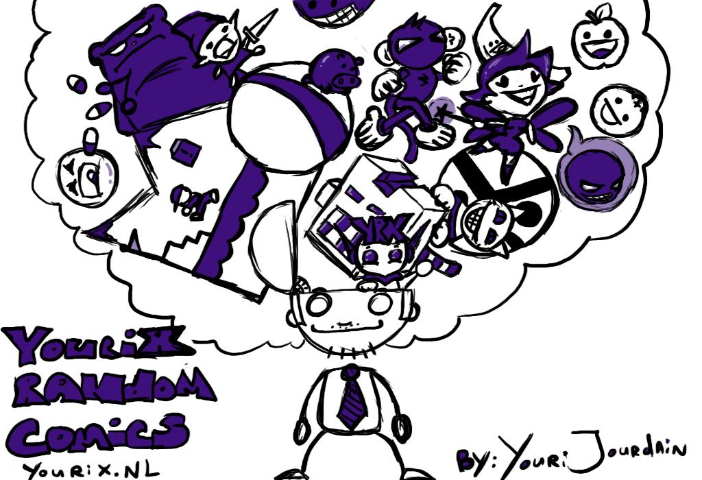 YouriX Random Comic