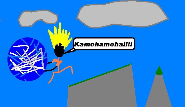 Goku!!!!!!!!!!