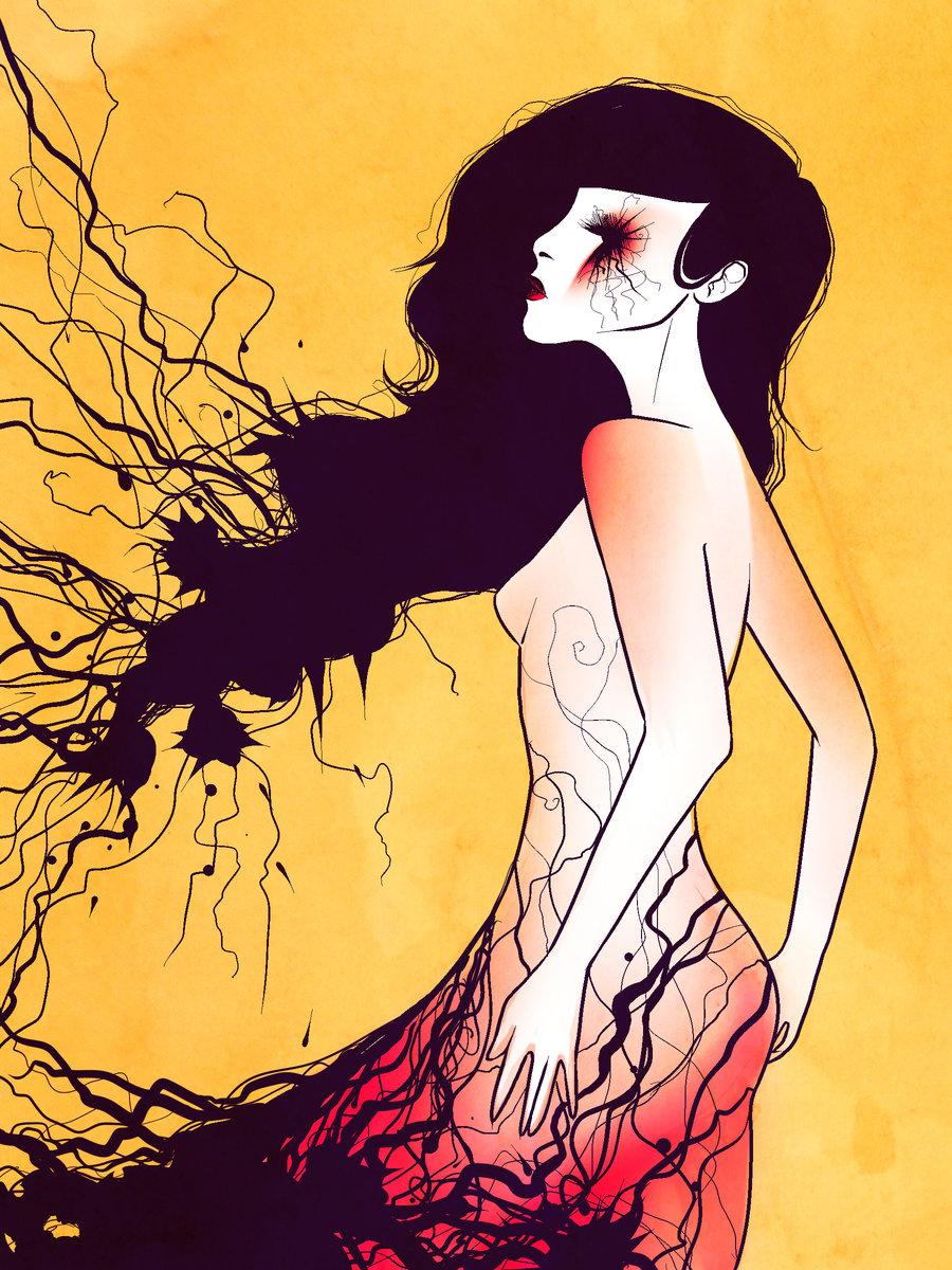 Blood Like Ink