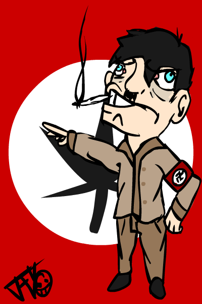 Hitlers Inspirations.