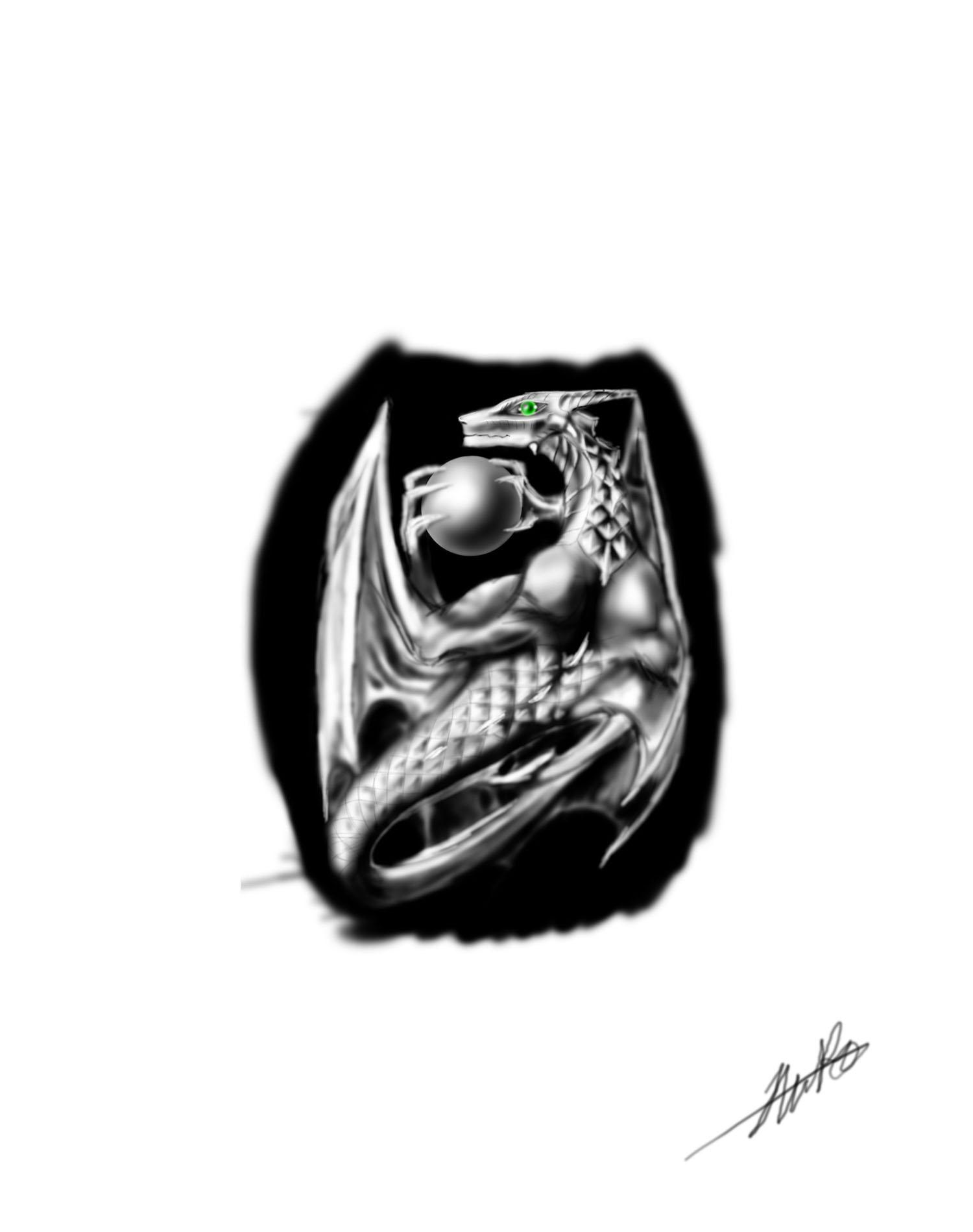 Dragom Ring