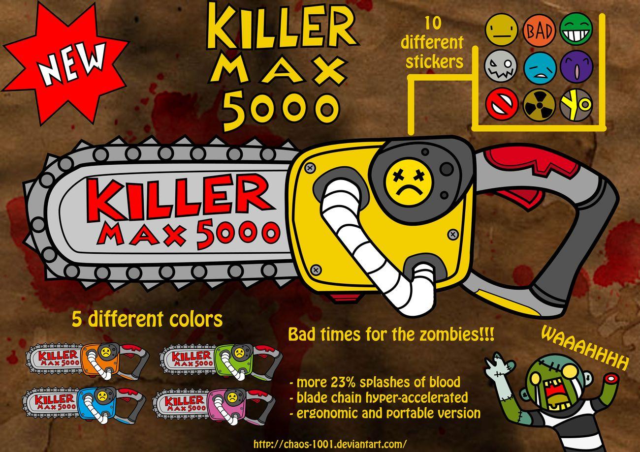 KillerMax5000