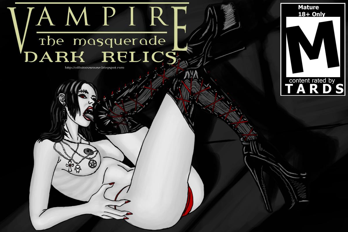 Vampire: TM - Dark Relics