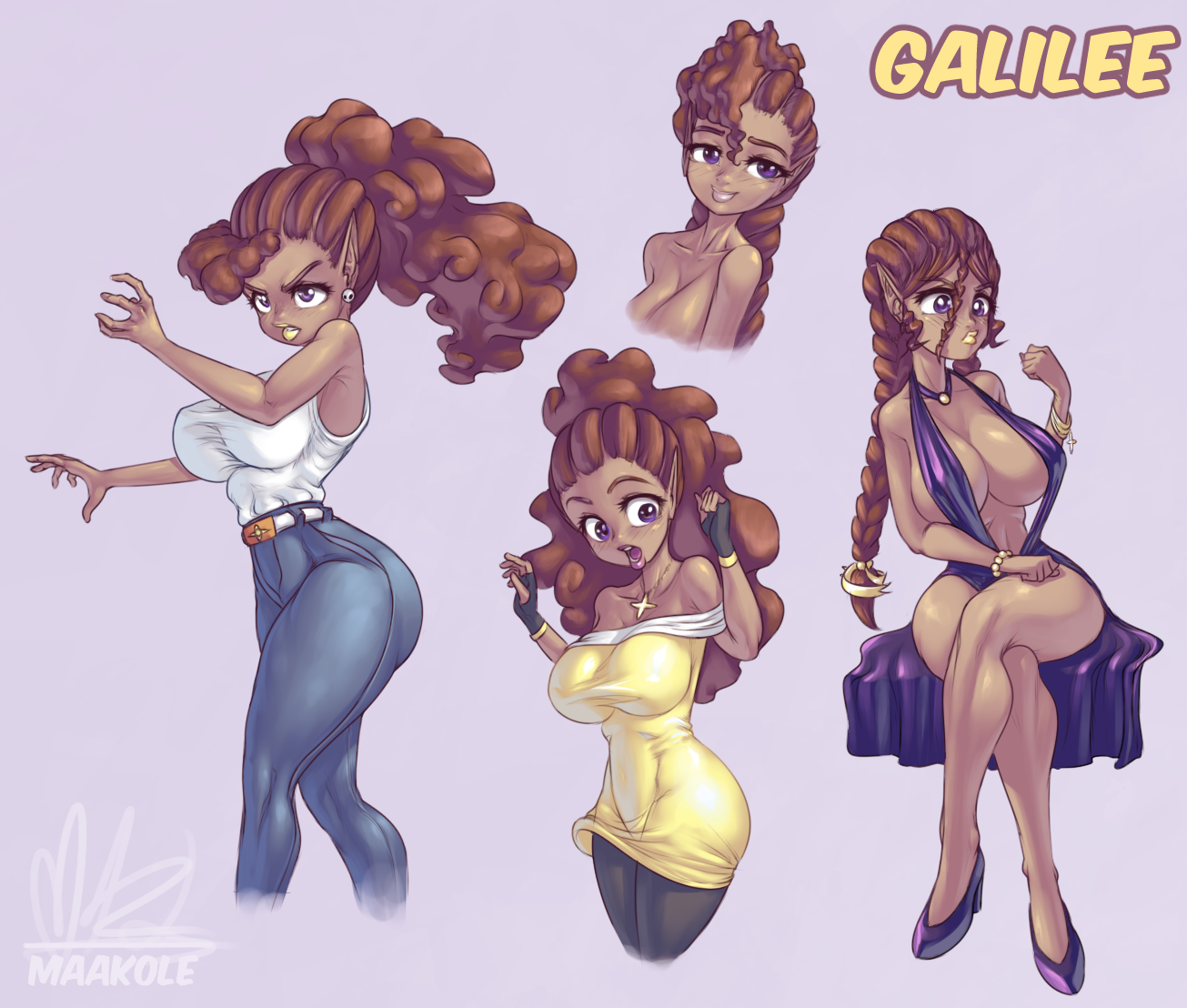 Galilee Expressions
