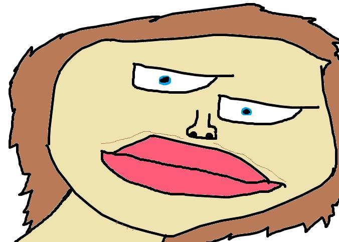 self portrait (no glasses)
