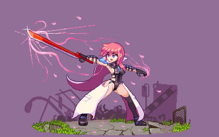 Lightning (Commission)